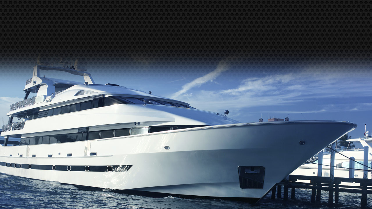 Audio Visual installations on yachts and boats